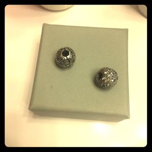 Pandora Sterling Silver Clip Spacer Charms.